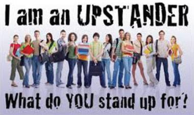 I am an UPSTANDER What do YOU stand up for?