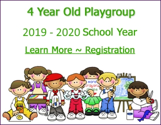 4 Year Old Playgroup